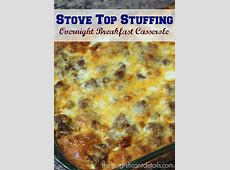 stove top stuffing casserole image