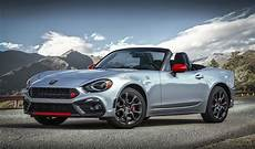 2019 fiat 124 spider benefits from new options including