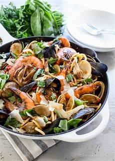 frutti di mare seafood pasta pasta di frutti di mare the noshery