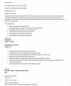 free 8 receptionist resume sles in ms word pdf