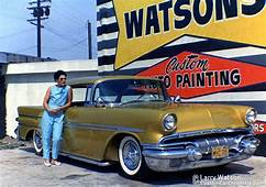 Larry Watson Pontiac At Custom Car Chronicle  Hot Rods