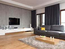 sch 246 ne einrichtungsideen f 252 r wohnzimmer mit fernseher