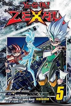 yu gi oh zexal vol 5 book by shin yoshida naohito