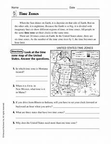 time difference worksheets 2972 time zones lesson plans worksheets lesson planet