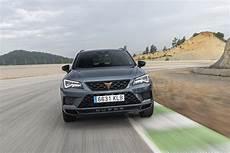 Cupra Ateca Der Performance Seat Fahrbericht Und