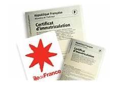 Carte Grise Val D Oise Certificat D Immatriculation