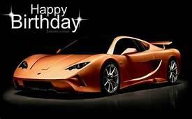Happy Birthday  Auto Spaceframe Oldtimers