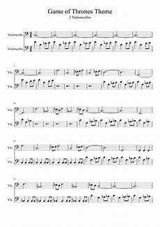 game of thrones theme sheet music pdf cello gamewithplay com