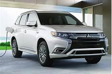 2019 Mitsubishi Outlander Phev In Hybrid Mitsubishi
