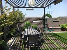Desain Rooftop Yang Cozy