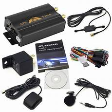 Car Gps Tracker Gsm Gprs Tracking Device Remote