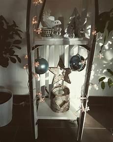 schlitten winterdeko deko weihnachten schlitten
