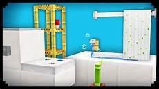 minecraft bathroom ideas minecraft 10 easy bathroom furniture ideas