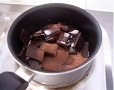 fondre chocolat micro onde chocolat 224 fondre divers sur enperdresonlapin