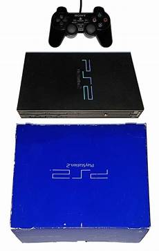 buy playstation 1 console buy ps2 console 1 controller original black boxed