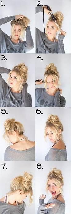 diy wedding hair diy messy bun hair pinterest