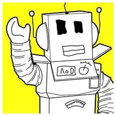 roboter malvorlagen zum ausdrucken xl kinder zeichnen