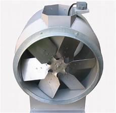 extracteur d air chaud industriel