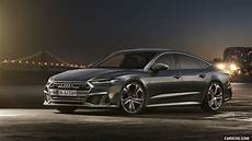 best 2019 audi s7 engine performance and new engine 2019 audi s7 sportback tdi color daytona grey front