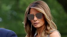 Melania Trump Here S Why Melania Trump Almost Always Wears Sunglasses