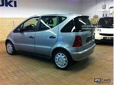 1999 mercedes a 140 elegance car photo and specs