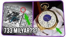 Jam Tangan Termahal Di Dunia Seharga 733 Milyar