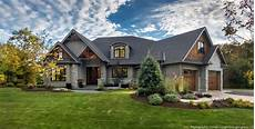 country house in custom country homes