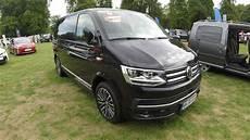 Volkswagen Vw T6 Multivan Generation Six Black