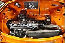 Orange Trabant Engine By Z5ottu On Deviantart