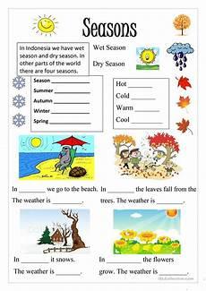 four seasons worksheets for grade 2 14879 season worksheet free esl printable worksheets made by teachers