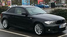 Bmw 1 Series Coupe M Sport 2dr 2009 Metallic Black In