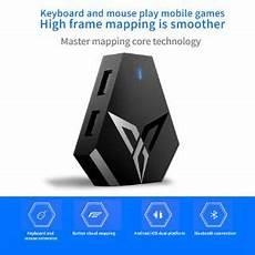 Flydigi Keyboard Mouse Converter Wireless Bluetooth by Flydigi Q1 Mobile Keyboard Mouse Converter Via Usb