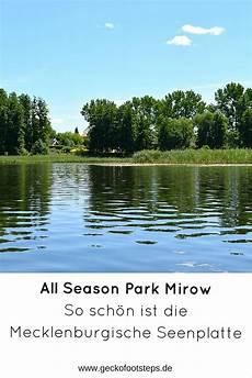 Wetter Mecklenburgische Seenplatte - all season park mirow so sch 246 n ist die mecklenburgische