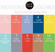 fassadenfarbe trend 2016 pantone wedding colors 2016 top 10 pantone for 2016