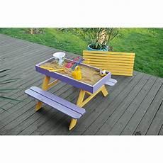table bac à bois table enfant bac 224 bac 224 jeu enfant