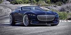 Mercedes Maybach Vision 6 Cabriolet Revealed Gps Tracker