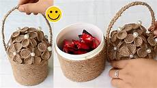 Jute Home Decor Ideas by 5 Smart Ideas With Jute Rope Home Decor Handmade 2019