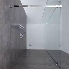 Duschwand Walk In - awt duschwand walk in dusche duschabtrennung ly0901 90x210