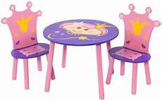 tisch für kinder kinder sitzgruppe mit kindertisch tisch und 2 st 252 hlen