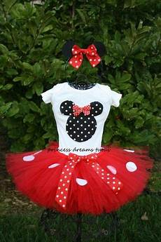 minnie mouse tutu mini maus kost 252 m