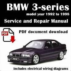 bmw 3 series e36 1992 1998 service repair bmw 3 series e36 service repair manual 1992 1993 1994 1995 1996 1997 1998 ebay