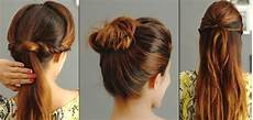 Simple Hair Style For