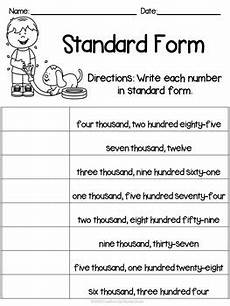 place value chart worksheets 3rd grade 5068 3rd grade place value matching activities and worksheets tpt