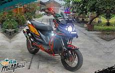 X Ride 2018 Modif by Motor Nmax Modifikasi Touring Tourism Company And