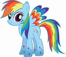 My Pony Malvorlagen Rainbow Dash Rainbow Power Rainbow Dash Vector By Icantunloveyou