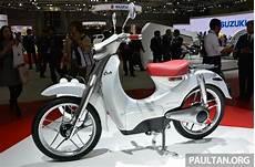 honda ev cub electric bike out in japan in two years