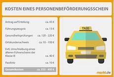 Wie Teuer Ist Ein Führerschein - wie viel kostet ein taxischein markt de