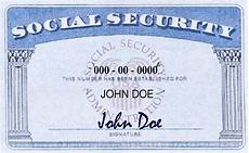make a social security card template social security card mu international center