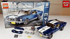 Lego 10265 Ford Mustang Gt 1967 Creator Expert Review