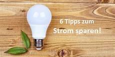 Strom Sparen Tipps Zum Stromsparen Preisvergleich De